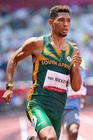 Van Niekerk fuera de la final de 400