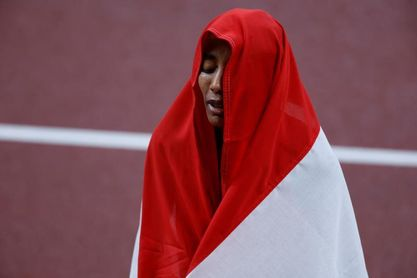 Sifan Hassan, oro en 5.000, ¿la primera de tres?