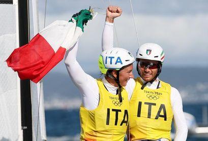 Italia se lleva el oro en Nacra 17; la plata Gran Bretaña y bronce Alemania