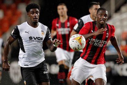 0-0. Un firme Valencia mantiene a raya al Milan y se impone en los penaltis