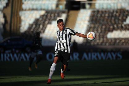 Kaio Jorge ya está en Turín para formalizar su fichaje por el Juventus