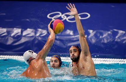 8-12. España volverá a pelear por las medallas veintiún años después