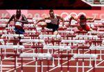 Asier Martínez remata con un sexto y 13.22 su brillante debut olímpico