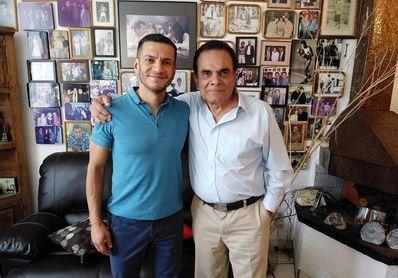 Jaime Lozano, a por la medalla que perdió su padre en México ?68