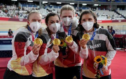 Campeonas olímpicas de persecución participarán en Copa de Naciones de Cali