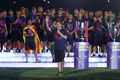 "Aragonès se despide de Leo Messi: ""Esta será siempre tu casa"""