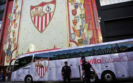 La afición sevillista ya sabe el número que entrará en el Sevilla-Rayo