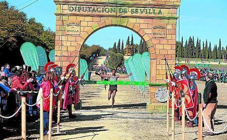 La Diputación une el Cross de Itálica al Campeonato de España en un gran fin de semana atlético
