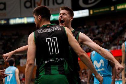 El Joventut ficha al pívot Marko Todorovic y lo cede al Real Betis