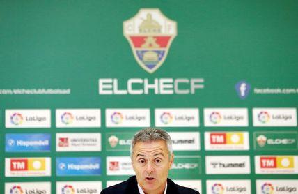 Fran Escribá: ?No estamos en las mejores condiciones para comenzar la Liga?