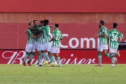 1-1. El Mallorca suma un punto de mérito ante el EuroBetis