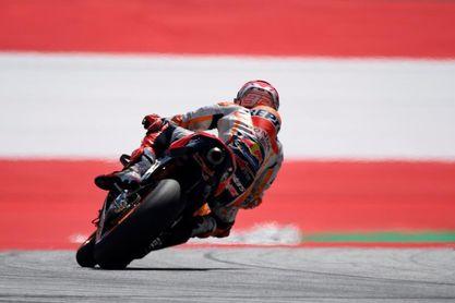 """Márquez: """"La moto está evolucionando, pero aún le falta"""""""