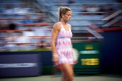 Giorgi y Pliskova disputarán la final del torneo WTA 1.000 de Montreal