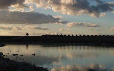 Ruta de las Lagunas Aladas, en el paraíso de las aves
