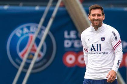 Messi no está convocado para el partido de este viernes contra el Brest