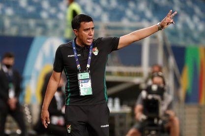Cinco 'extranjeros' lideran a Bolivia para las tres fechas de eliminatorias