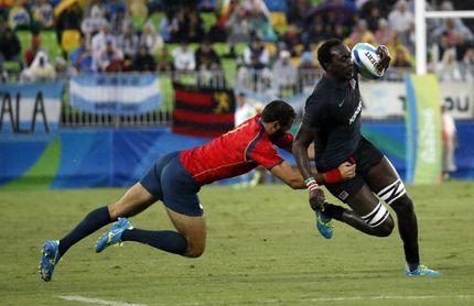 World Rugby se felicita por ingreso de Kayange en Comisión de Atletas del COI