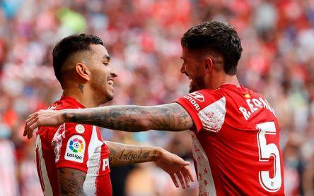 Atlético 1-0 Elche: Casilla falla, Correa gana