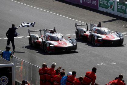 Doblete de Toyota en las 24 Horas de Le Mans