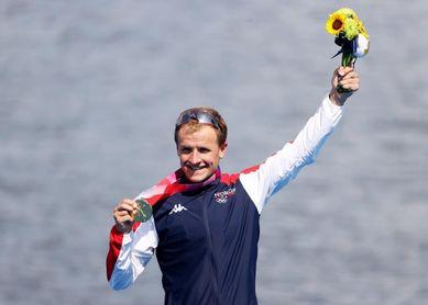 Duffy y Blummenfelt, primeros en ganar Mundial y oro olímpico en mismo año