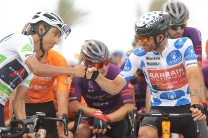 La Vuelta sigue con buena salud, cero positivos Covid en 580 pruebas
