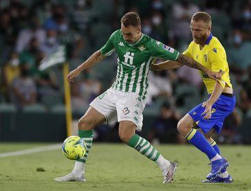 Loren Morón llega cedido al Espanyol
