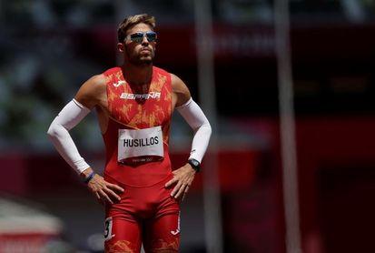 Palencia nombra Hijo Adoptivo a Óscar Husillos, campeón europeo de 400 metros