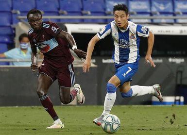 Wu Lei es convocado por China y no jugará contra el Mallorca