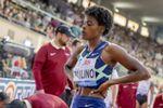 La dominicana Marileidy Paulino se impone en los 400 metros