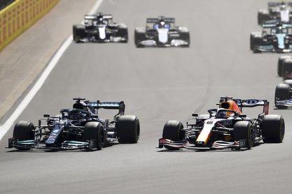 Hamilton y Verstappen retoman su pugna en la reapertura del Mundial en Spa