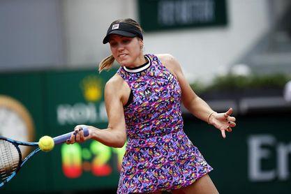 Sofia Kenin tampoco estará en el US Open al dar positivo a la covid-19