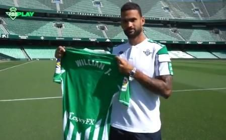OFICIAL: Willian José ya es nuevo jugador del Betis