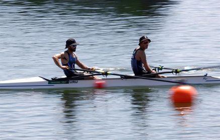Los uruguayos Cetraro y Klüver reciben diploma olímpico y ya piensan en París