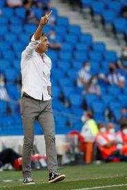 Alguacil considera merecida la victoria y se felicita por no encajar goles