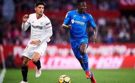 Djené vuelve a estar en la órbita del Sevilla FC