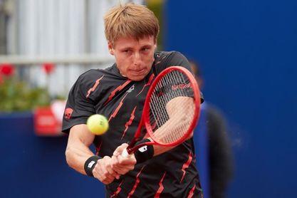 Ivashka arrolla a Ymer y logra su primer título ATP