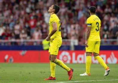 2-2. Rulli revive al Atlético