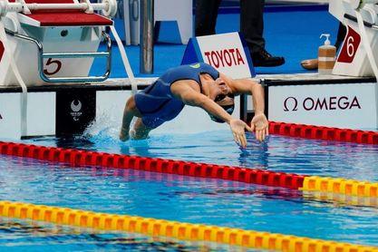 Nuria Marqués repite en Tokio la plata de Río en los 100 espalda