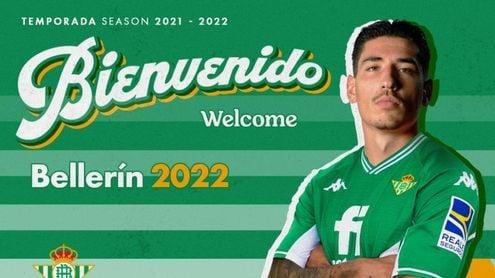 Héctor Bellerín, la guinda del Real Betis 2021/2022