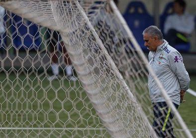 Brasil comienza a prepararse para los partidos por las eliminatorias con 22 jugadores
