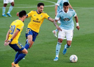 El colombiano Murillo regresa al Celta