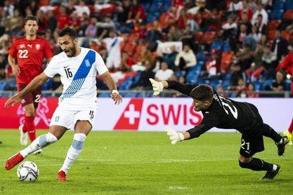 2-1. Grecia cae en el estreno de Murat Yakin como nuevo seleccionador suizo