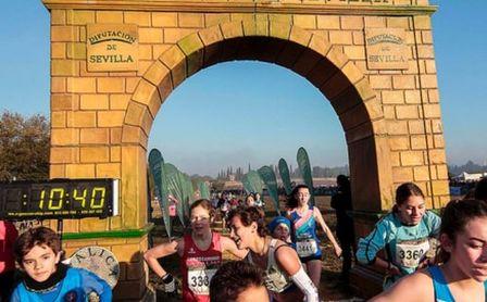 Así será la fiesta del atletismo en Itálica el fin de semana del 20 y el 21 de noviembre.
