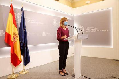 Pilar Alegría apuesta por la candidatura de Aragón y Cataluña para los JJOO de Invierno