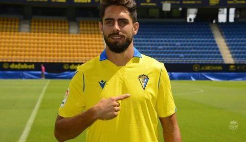 """Sobrino por fin está donde quería estar: """"Me siento muy identificado con el Cádiz"""""""