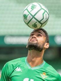 """Willian José: """"El Betis me quería desde que estaba en Las Palmas"""""""