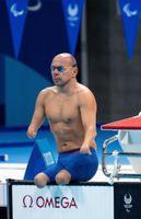 Xavi Torres, diploma y récord de España en la despedida de la natación