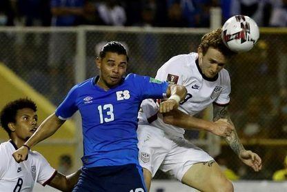 0-0. El Salvador y EE.UU. no se hacen daño y ambos se quedan con un punto