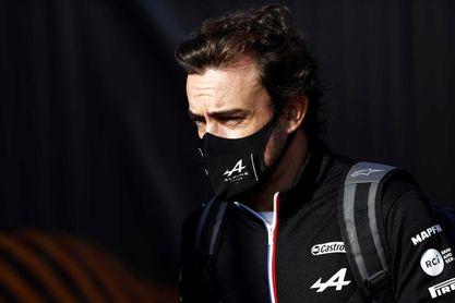 """Alonso: """"El tráfico en la calificación será difícil de gestionar"""""""