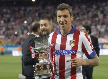 El internacional croata Mandzukic, de 35 años, se retira del fútbol